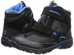 Зимние ботинки Merrell р. 27-30. Новые
