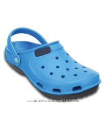 Кроксы crocs Duet Wave Clog р. м10-28см. Оригинал