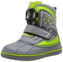 Зимние ботинки crocs AllCast Boot р. С10 С11. Оригинал