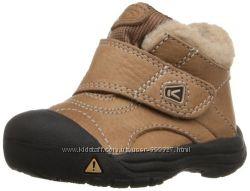 Теплые ботинки KEEN р. US5-23, 5см. Новые