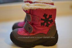 Ботинки SuperFit Gore-Tex для малышки, размер  20