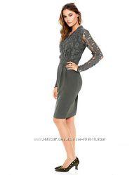 Кружевное платье от heine