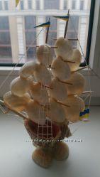 Новый сувенирный корабль