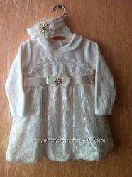 Продам нарядное платье Baby rose.