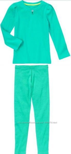 Комплект пижама Gymboree р. 5 Новый