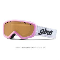 Детская лыжная маска Giro Chico р. Small 2-5лет