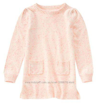Нарядный свитер туника Gymboree р. 5-6лет Новый
