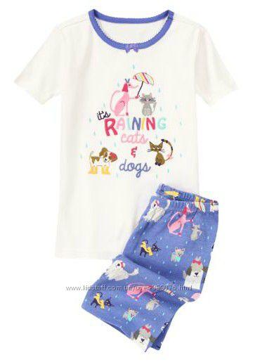Пижамы Gymboree Carters разные на 4-5-6лет