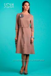 Нарядное платье Solh, на размер-46 снизила цену