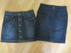Две котоновые юбочки Esprit, в идеальном состоянии.
