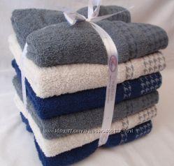 Махровые полотенца разных размеров, банные кухонные, пледы, покрывала