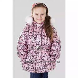 куртка зимняя удлиненная