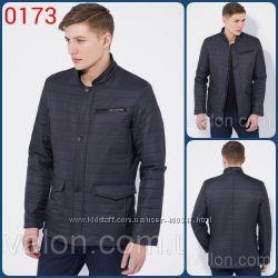 Куртка мужская демисезонная, ТМ Vavalon, арт. 173, с видеообзором