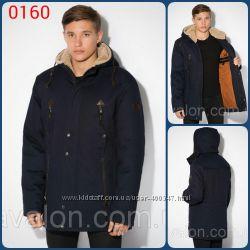 Куртка-парка мужская зимняя, ТМ Vavalon, арт. 160