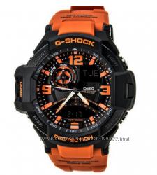 Мужские часы CASIO G-SHOCK оригинал, выбор моделей, гарантия
