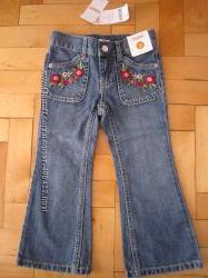 Продам на дівчинку джинси GYMBOREE розмір 3