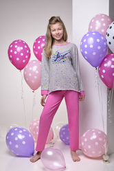 Пижама для девушек. Отличное качество.