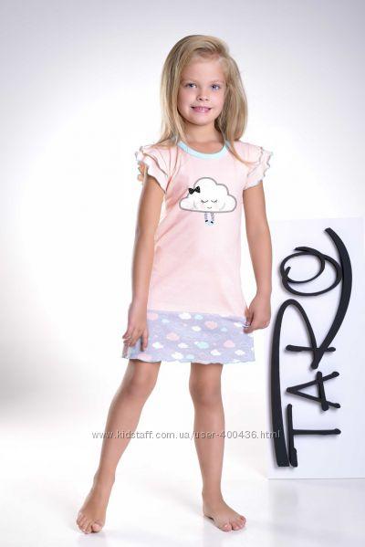 Качественная ночная рубашка для девочек фирмы ТАРО.