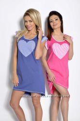 Молодежная ночная рубашка или домашнее платье из 100 хлопка фирмы Таро .
