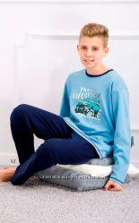 СКИДКА Пижама для парней из 100 хлопка с микроначесом.