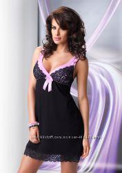 Женская ночная сорочка Donna Nancy выполнена из высококачественной вискозы,