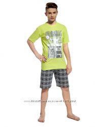 Летний домашний костюм- пижама для парней из 100 хлопка.