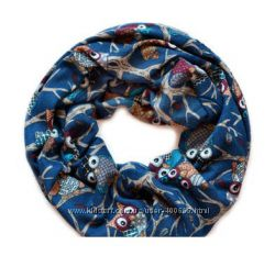 Продам модные трикотажные шарфы-хомуты