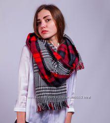 Продам шарфы в клетку