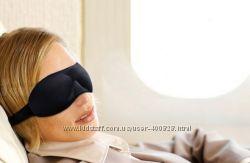 То что надо в дорогу - маска для сна