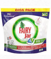 FAIRY Jar All-in-1 таблетки для посудомоечных машин, 115 шт.