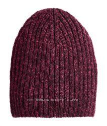 H&M. Модная шапочка из текущей коллекции