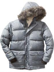 Old Navy. Удлиненная зимняя курточка. Размер 10 - 12 лет