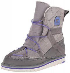 . Sorel. Ботиночки осень еврозима. По стельке 21. 5 см