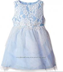Нежное праздничное платье Rare Editions. Размер 5