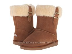 Tundra Womens Nexi Winter Boot. Угги замш и шерсть. Размер 11