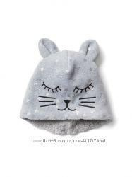 Gap. Чудесные шапочки котики