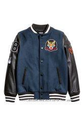 H&M. Курточка для мальчика. Размер 10-12