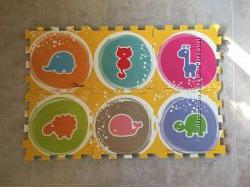 Продам коврик-мозаику Животные Chicco