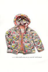 Куртка-жилет трансформер для девочки Зонтики 03-00560-1