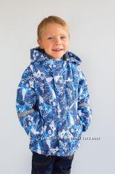 Куртка-жилет для мальчика утепленная 03-00554-1