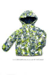 Куртка-жилет для мальчика утепленная green 03-00554-2