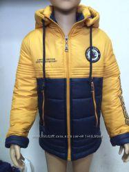 Весенняя куртка для мальчиков SPORT и SPORT- трансформер