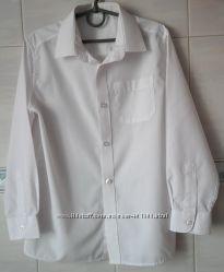 Школьные рубашки бренд. на 9-10 л.