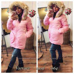 Куртка женская, зима 2016