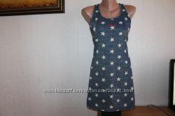 Спортивное платье р. S Fila