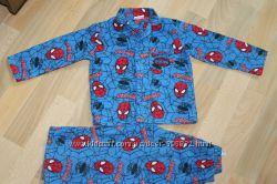 Пижама Спайдермен 2-3 года