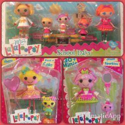 Куколки  Minilalaloopsy в ассортименте