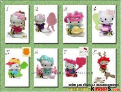 Киндер, китти, Кунг-Фу, Angry Birds, Принцессы Disney Barbie Маша и медведь