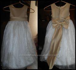 Прокат или продажа торжественных платьев для маленьких принцесс