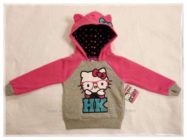 Кофта Hello Kitty на 2 годика